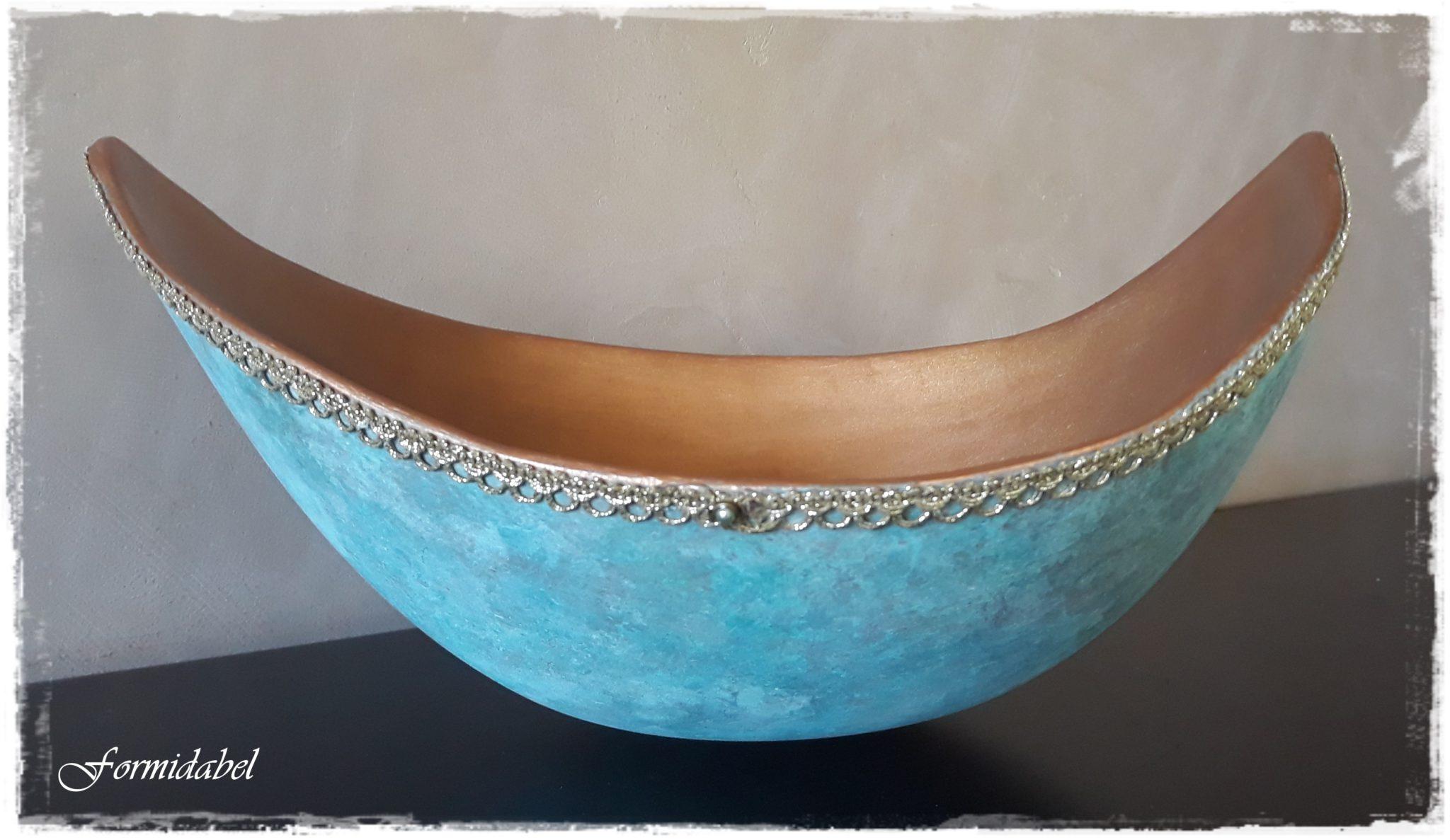 Belly Bowl patina 2